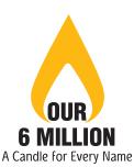 שם ונר – Our 6 Million