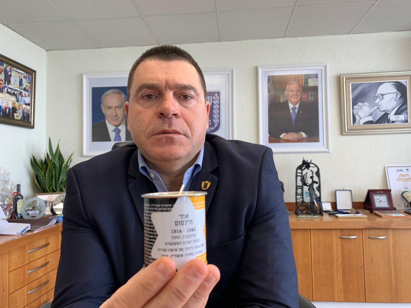 שוקי אוחנה, ראש עיריית צפת