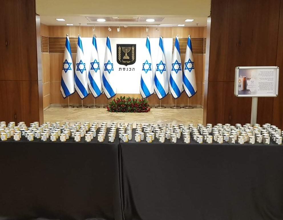 Summary of Accomplishments Yom Hashoah 2019