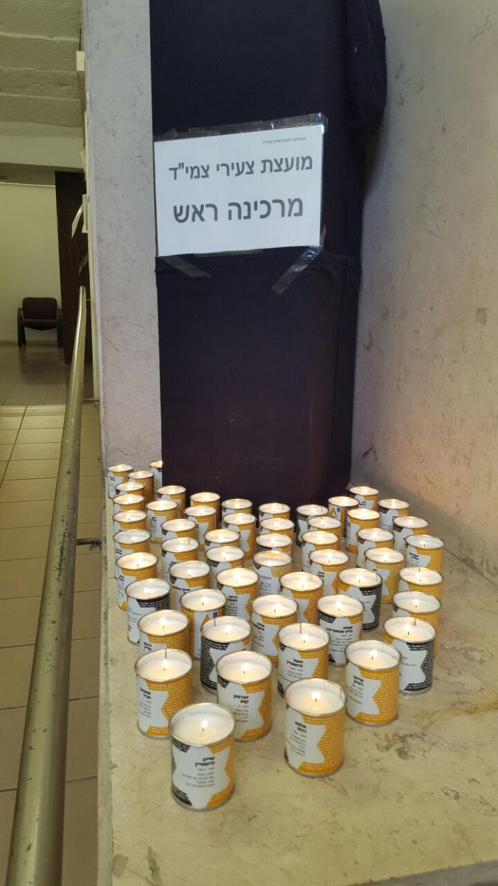Tzamid Youth Council, Israel